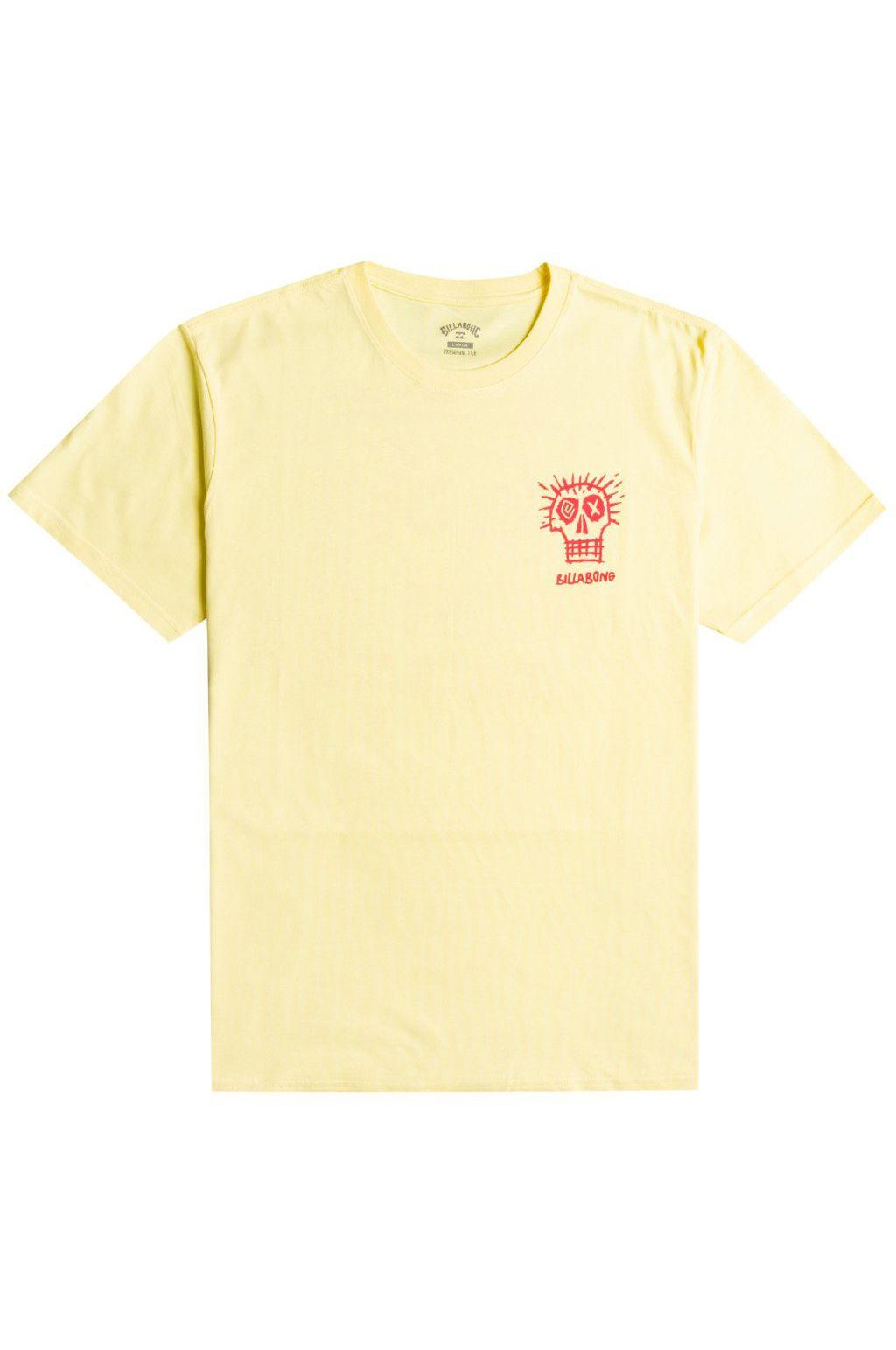 T-Shirt Billabong BAD BILLY SS Beeswax