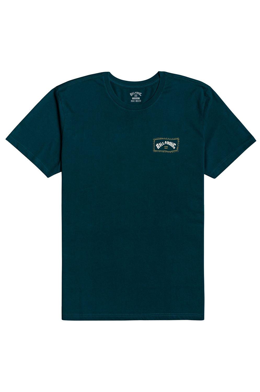 T-Shirt Billabong DREAM REISSUE WAVE WASH Deep Teal