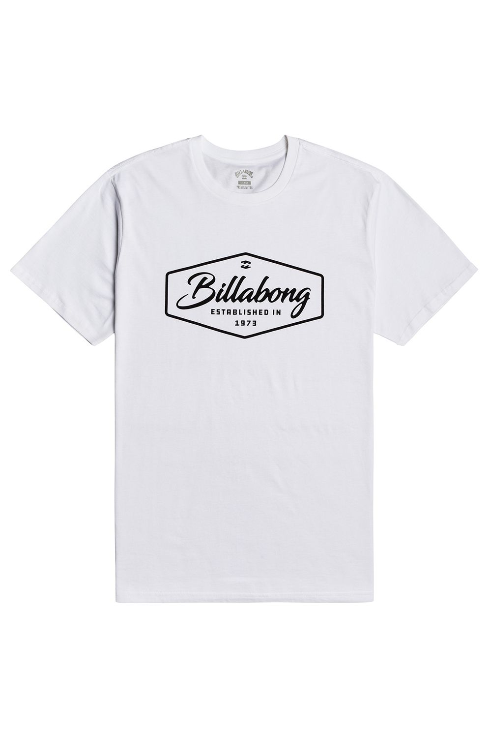 T-Shirt Billabong TRADEMARK SS White