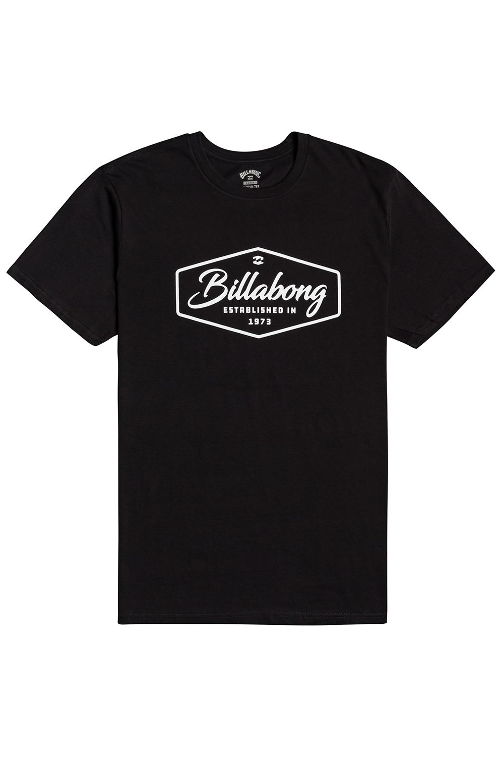 T-Shirt Billabong TRADEMARK SS Black
