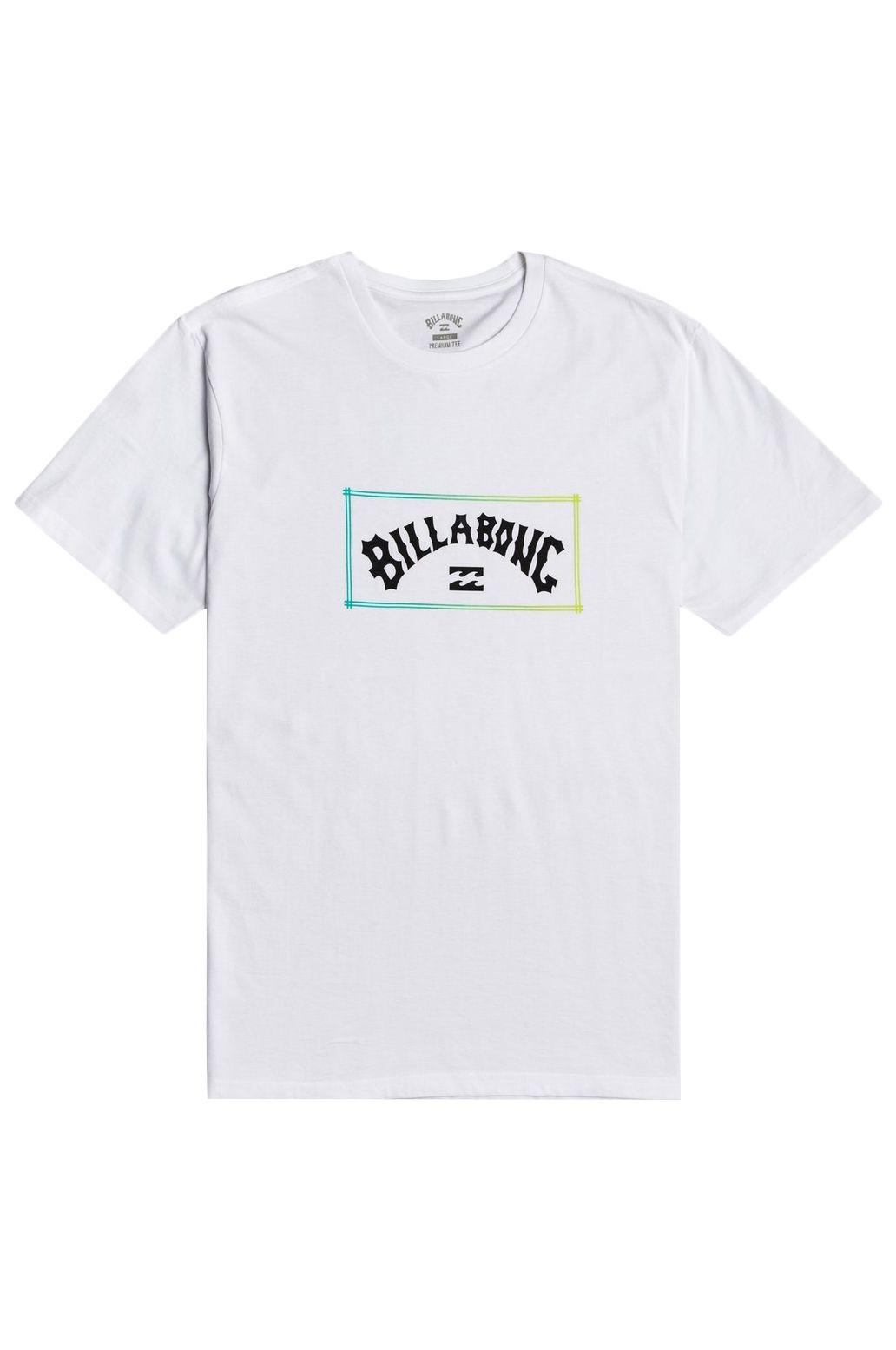 T-Shirt Billabong ARCH SS White