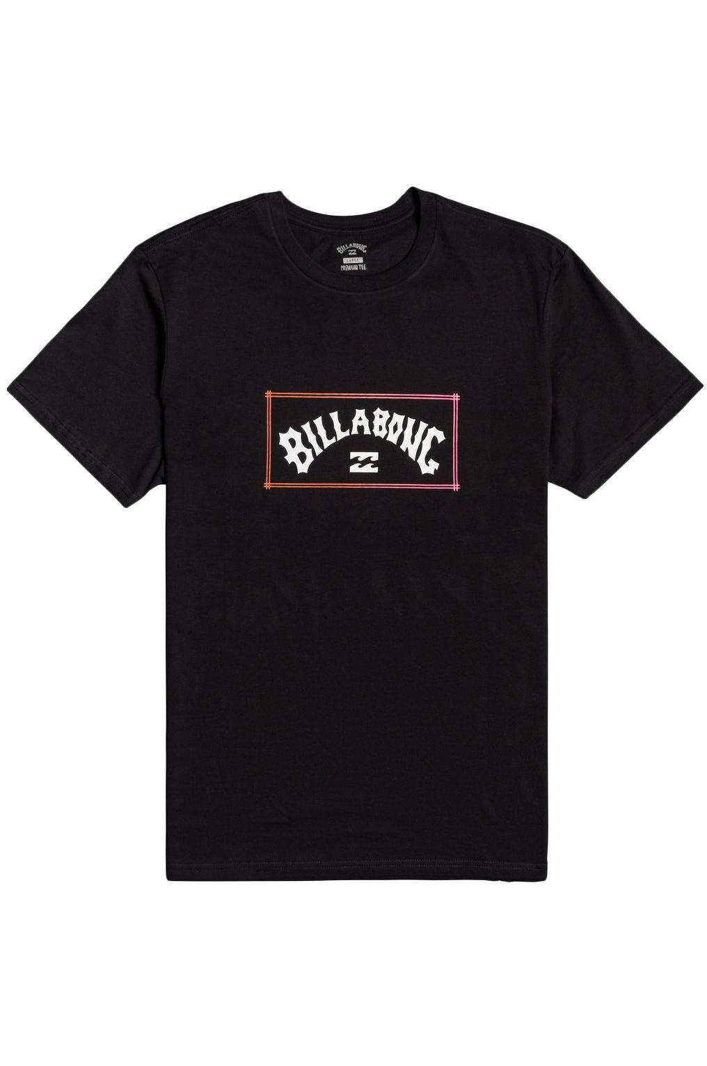 Billabong T-Shirt ARCH SS Black