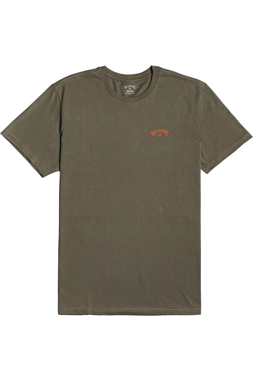 Billabong T-Shirt ARCH WAVE SS Military