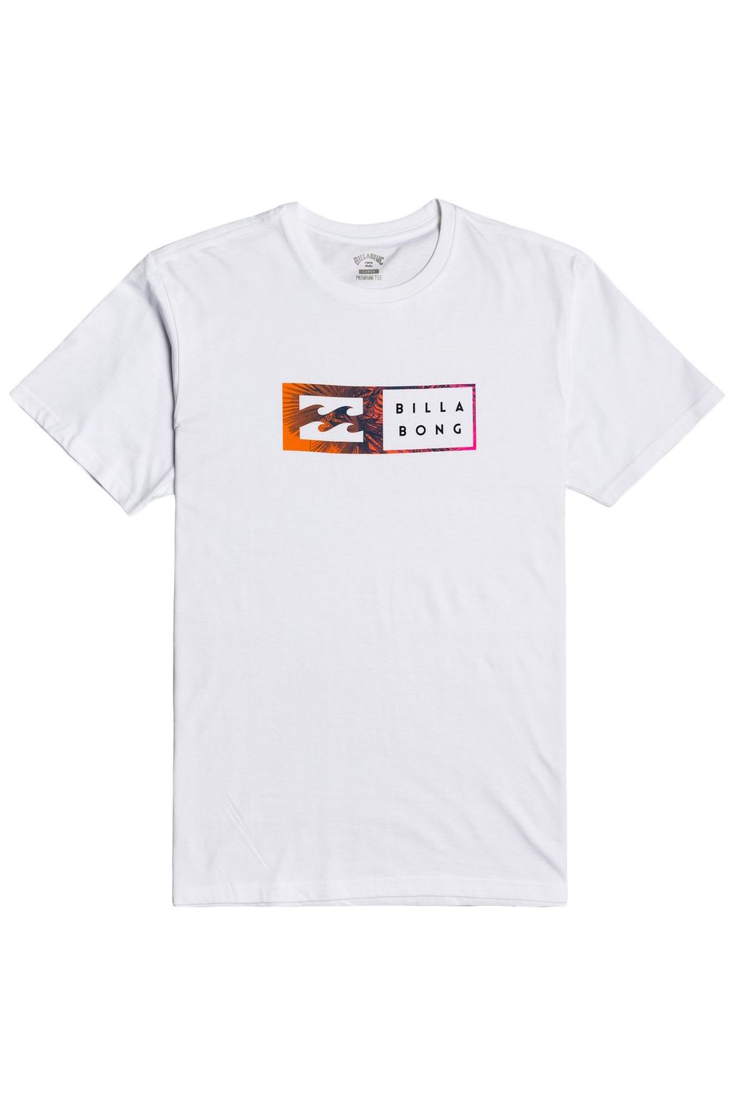 Billabong T-Shirt INVERSED SS White