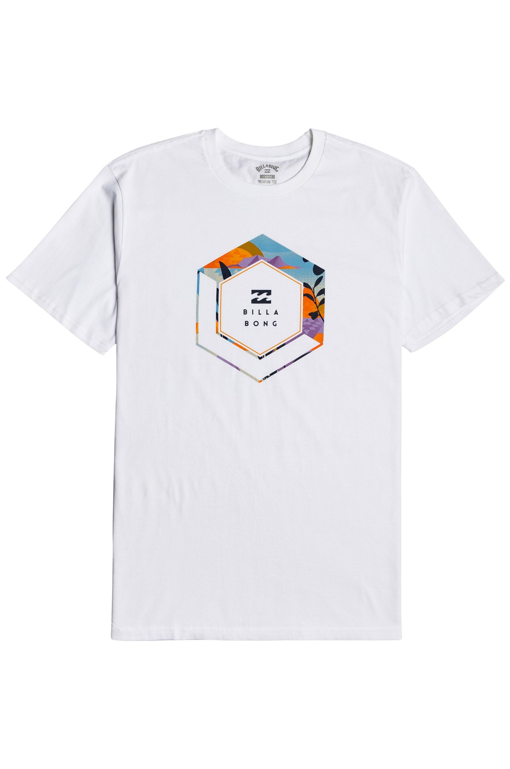 Billabong T-Shirt ACCESS SS White