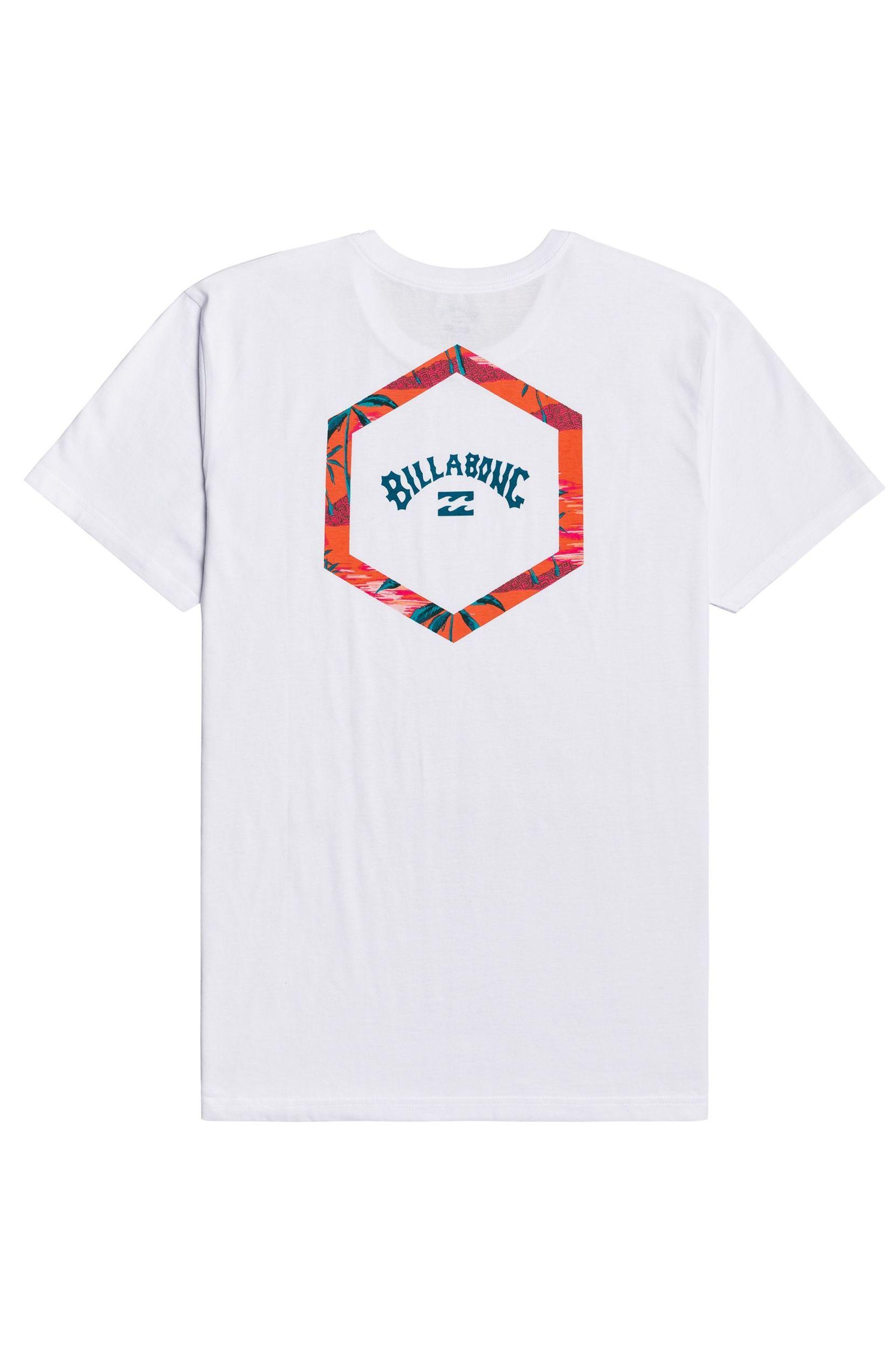 T-Shirt Billabong ACCESS BACK SS White