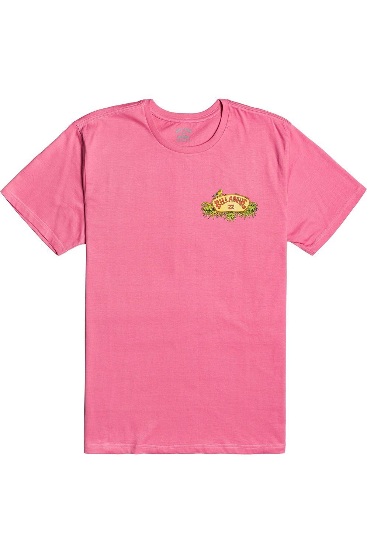Billabong T-Shirt BILLYS POINT Retro Pink