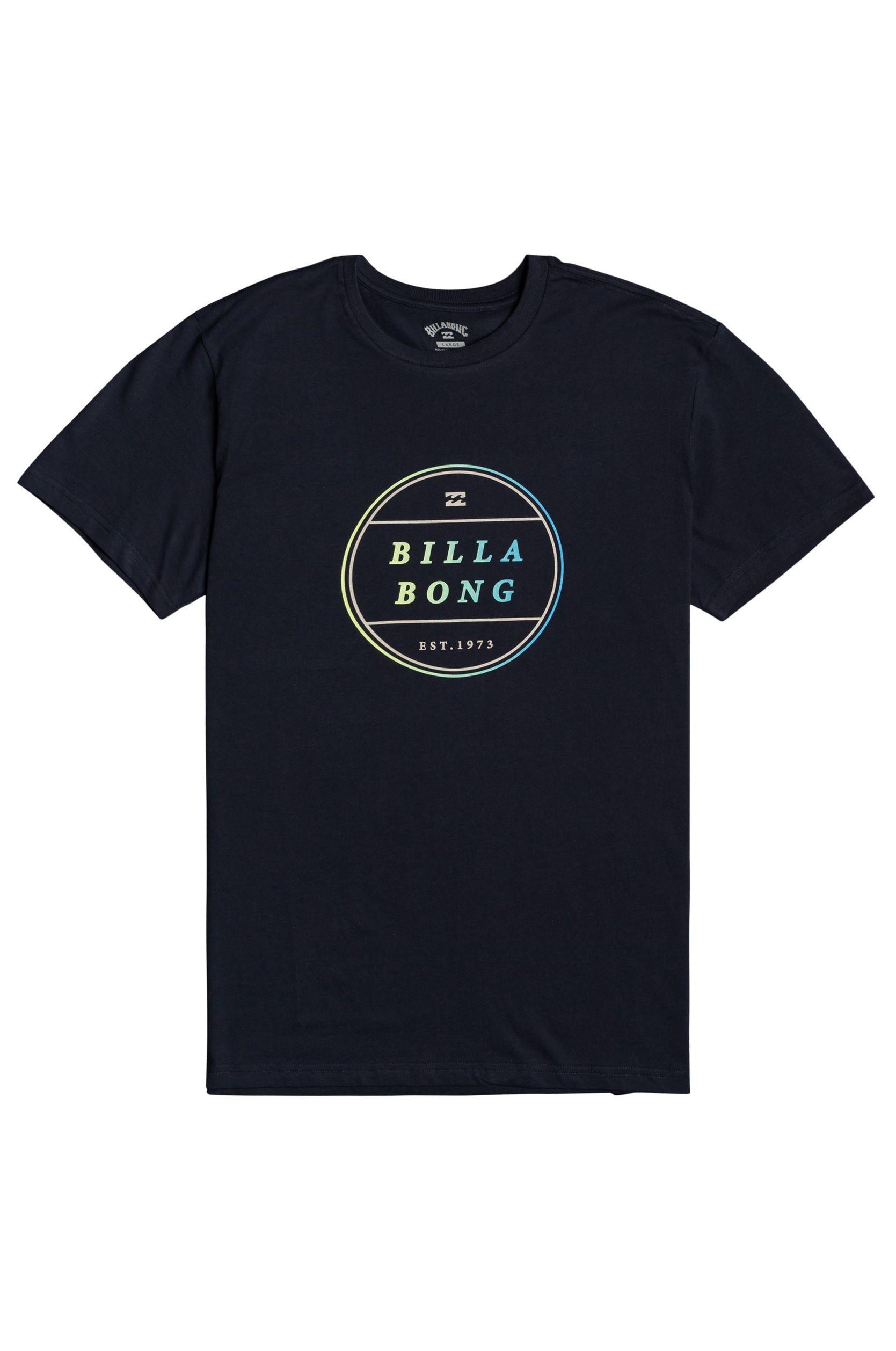 T-Shirt Billabong BREAKER SS Navy