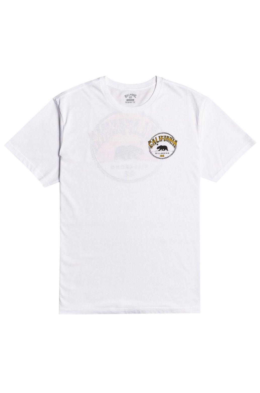T-Shirt Billabong DREAMY PLACES SS White