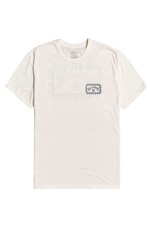 T-Shirt Billabong ADIV ARCH WAVE SS ADVENTURE DIVISION Greige