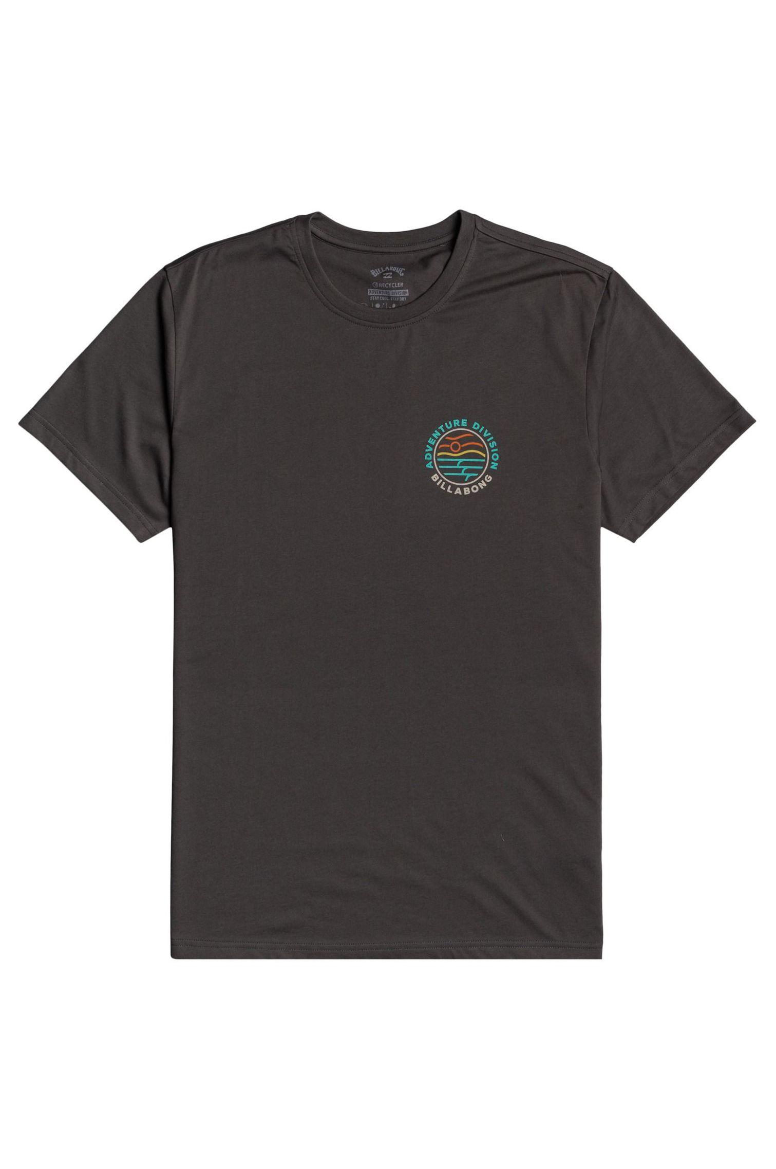 T-Shirt Billabong VIEW SS ADVENTURE DIVISION Raven