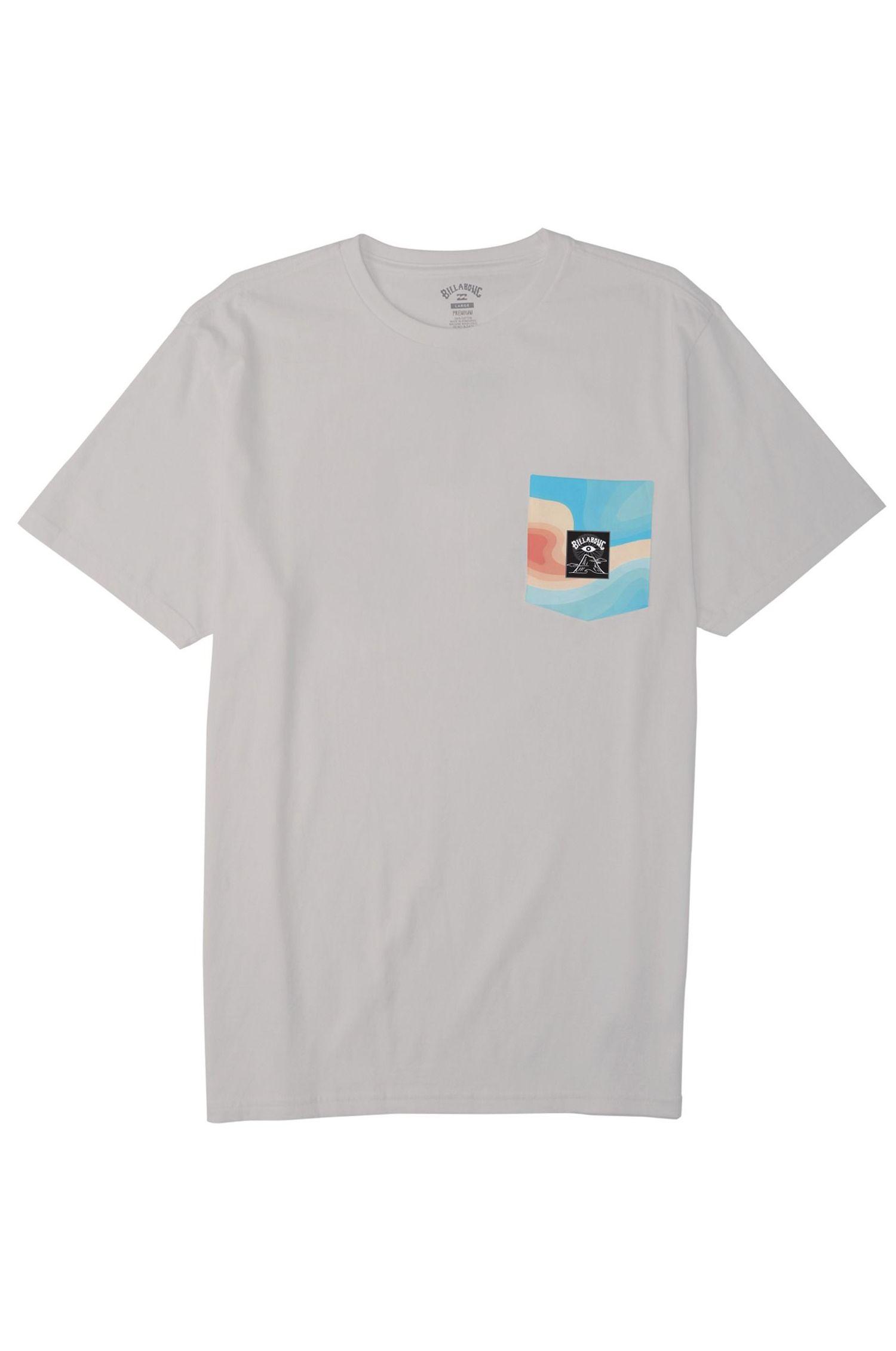 T-Shirt Billabong DESERT TRIP SS ADIV CHRIS BURKARD Chino