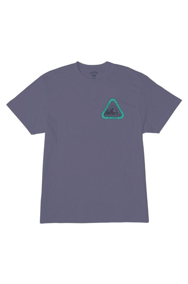 T-Shirt Billabong SAWTOOTH SS ADVENTURE DIVISION Purple Haze