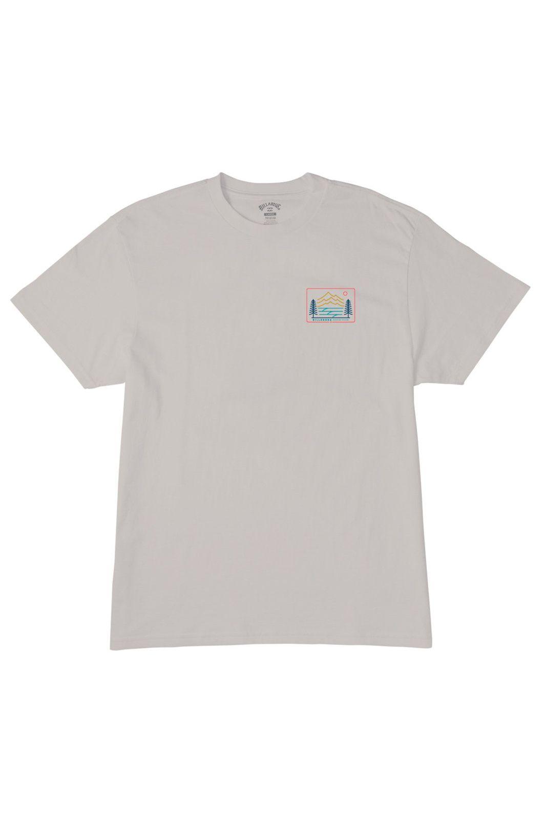 T-Shirt Billabong HWY 101 SS ADVENTURE DIVISION Chino