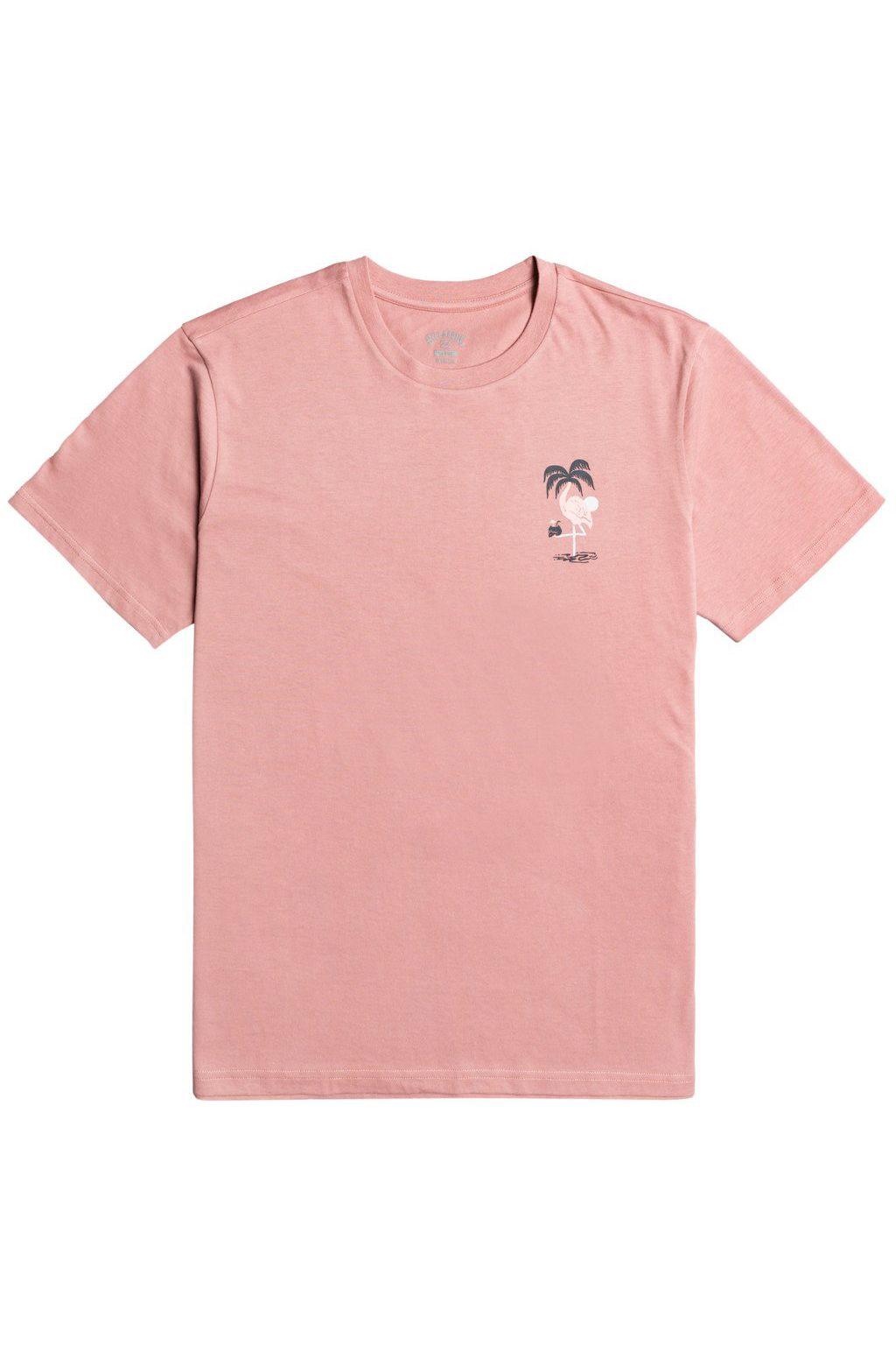 Billabong T-Shirt PARADISE LOST SS CLOUD NINE Dusty Pink