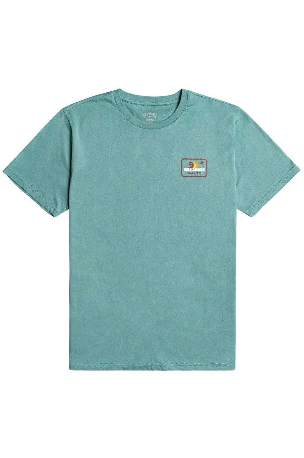 Billabong T-Shirt WALLED SS Light Marine