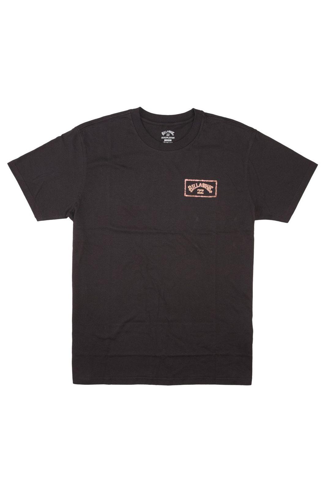 T-Shirt Billabong ARCH ADIV SS ADVENTURE DIVISION Black