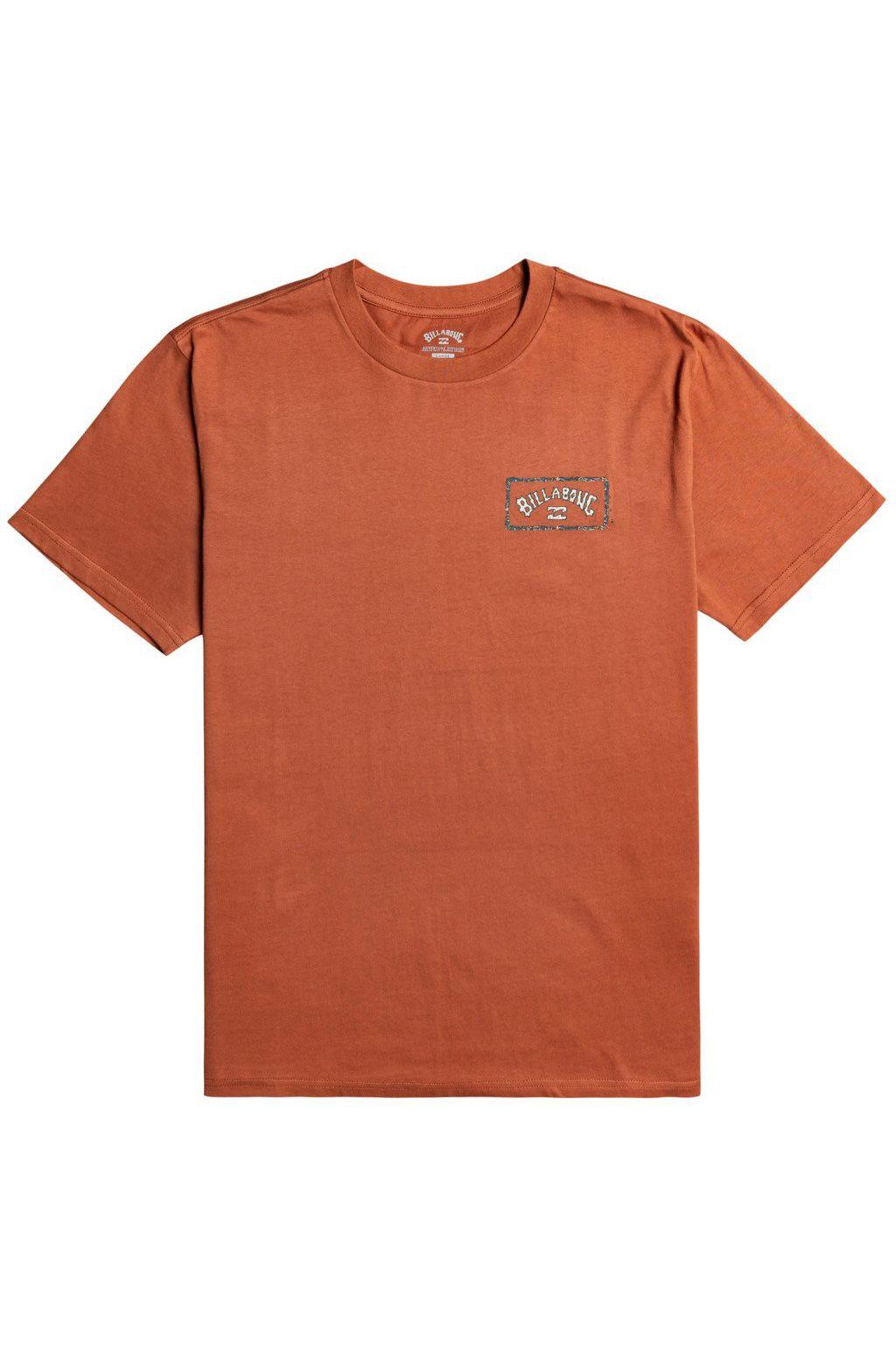 T-Shirt Billabong ARCH ADIV SS ADVENTURE DIVISION Amber
