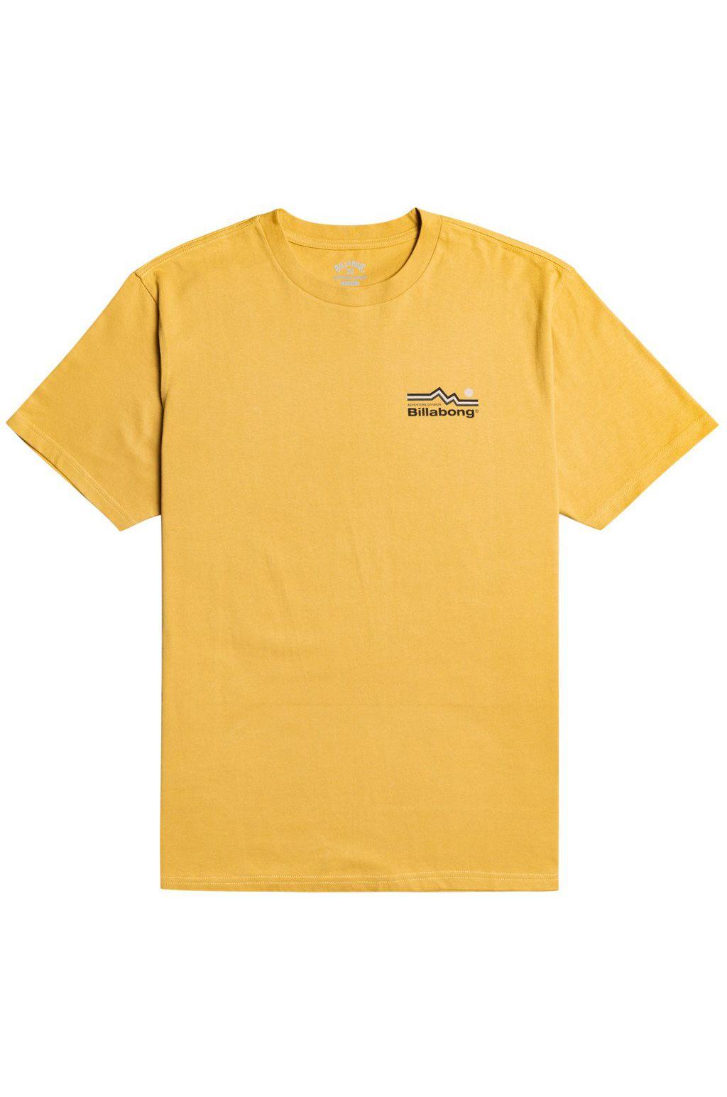 T-Shirt Billabong DENVER SS ADVENTURE DIVISION Gold
