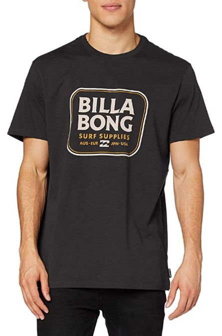 T-Shirt Billabong JACKSON SS Black