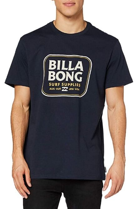 T-Shirt Billabong JACKSON SS Navy