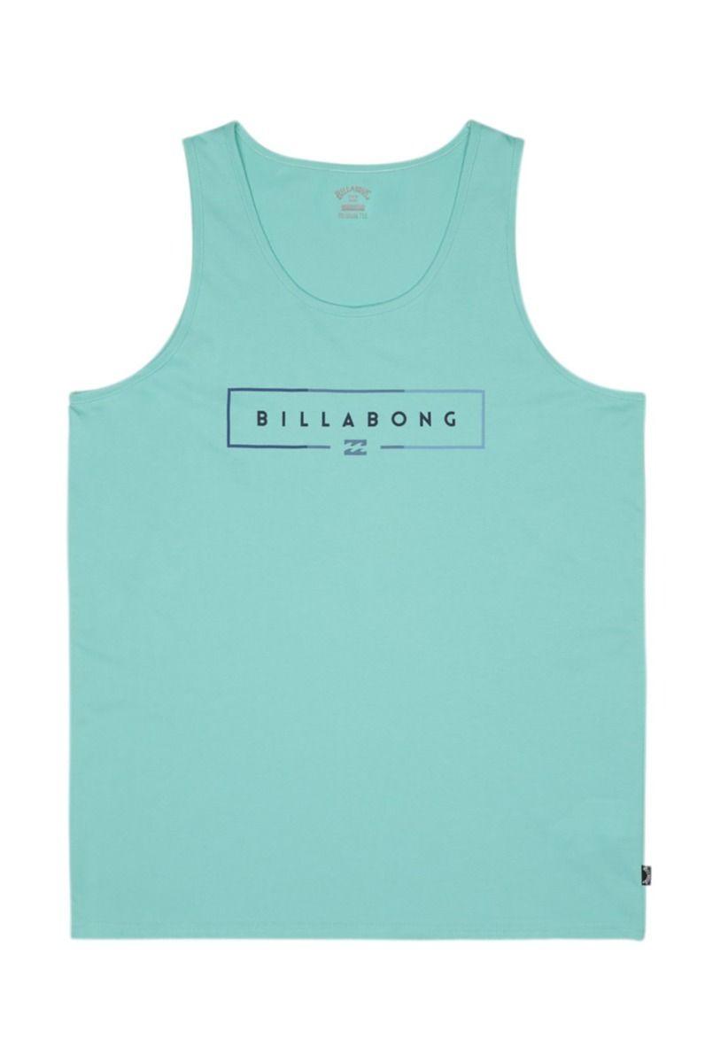 Billabong T-Shirt Tank Top UNITY Light Aqua