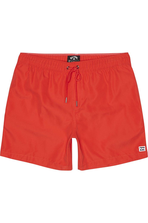 Billabong Boardshort Volleys ALL DAY LB Red Hot