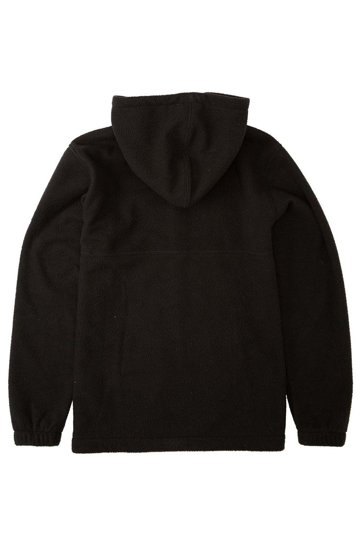 Billabong Sweat Warmer BOUNDARY ZIP SHERPA ADVENTURE DIVISION Black
