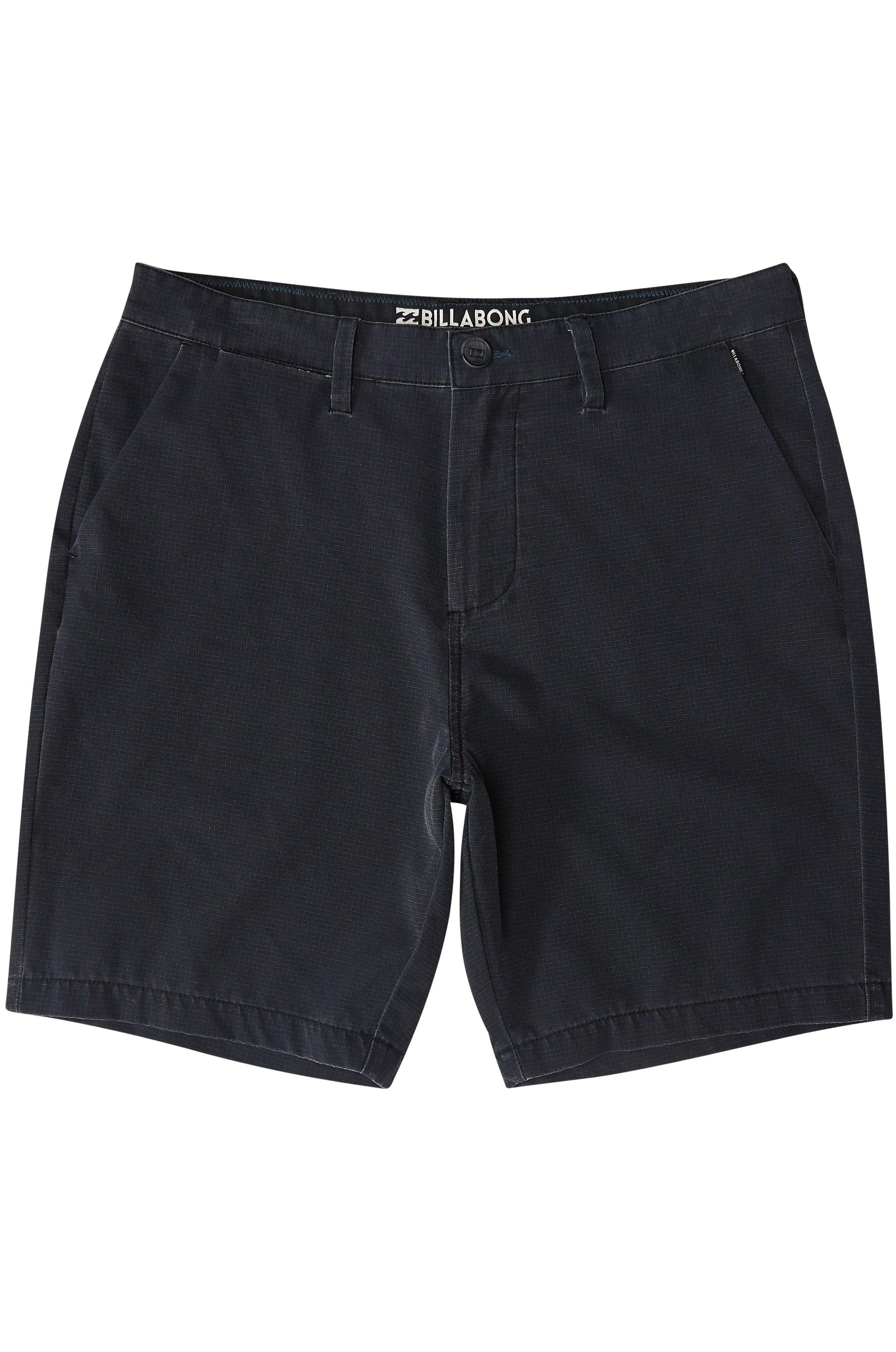 Billabong Walkshorts NEW ORDER X RIPSTOP Black