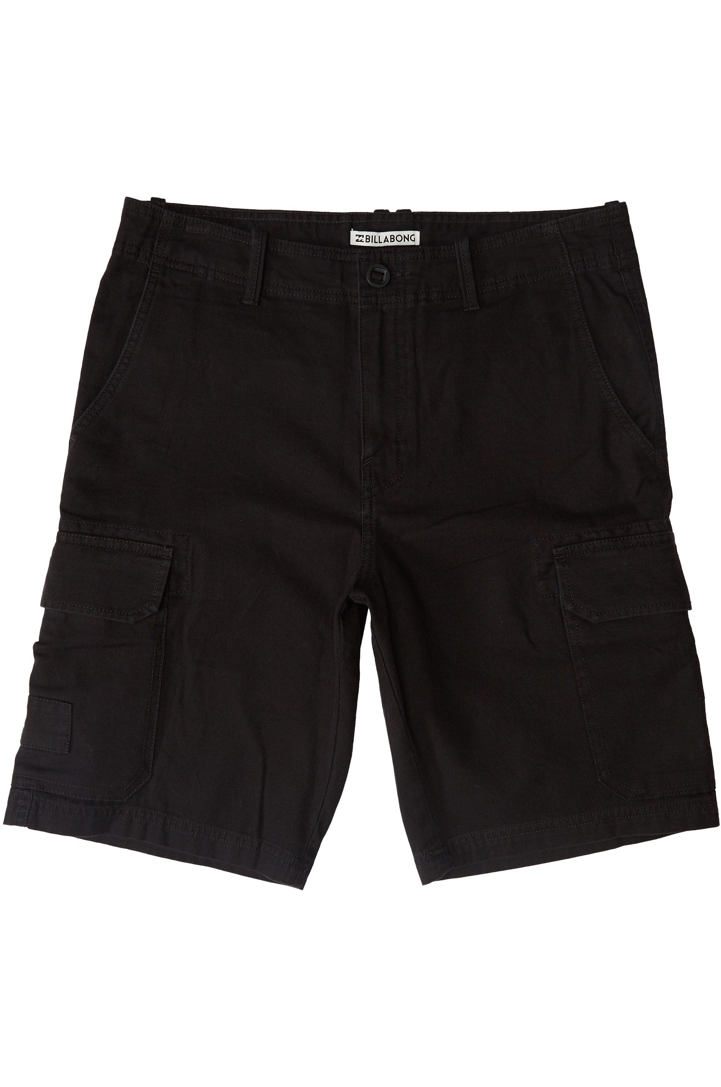 Walkshorts Billabong ALL DAY CARGO Black