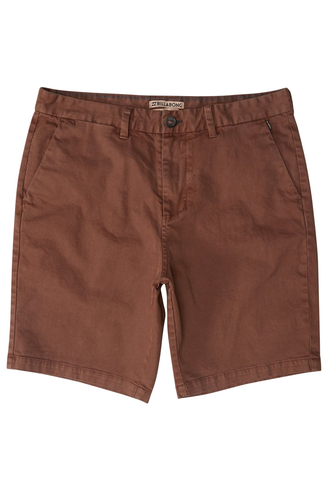 Walkshorts Billabong NEW ORDER WAVE WASH Rust Brown
