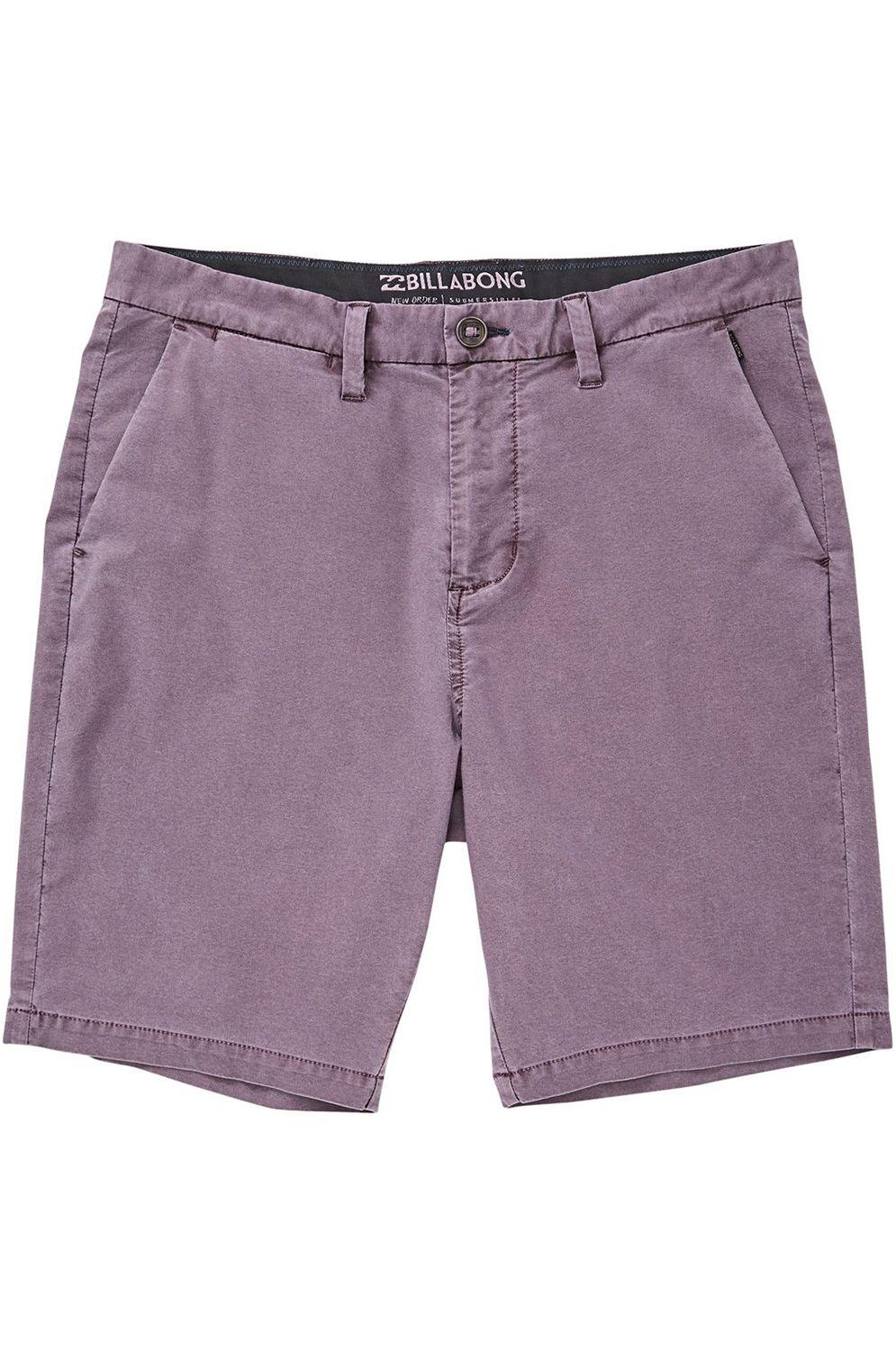 Billabong Walkshorts NEW ORDER X OVD Purple Haze