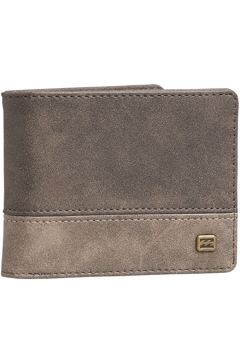 Billabong Wallet DIMENSION Mud