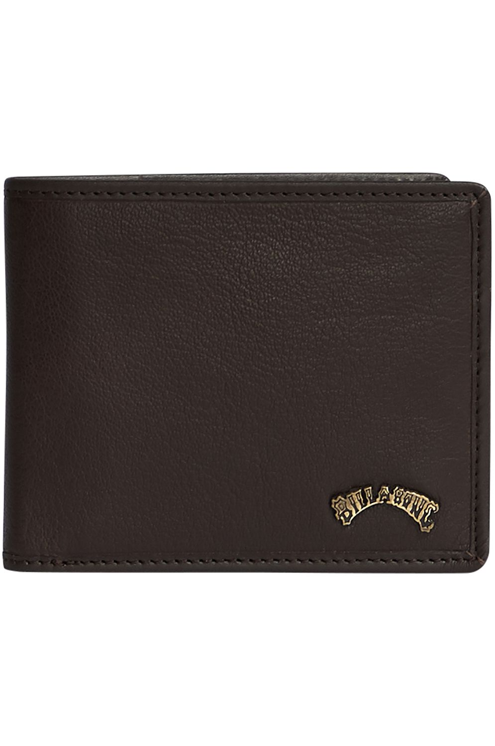 Billabong Leather Wallet ARCH ID LEATHER Chocolate