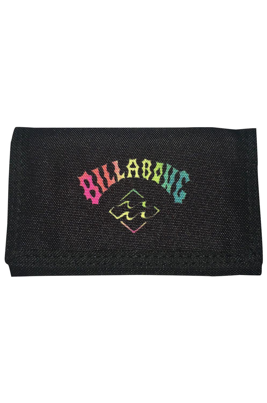 Billabong Wallet ATOM Black Neon