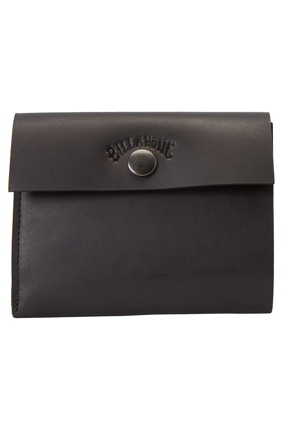 Billabong Leather Wallet TRIBONG LEATHER WALL Black