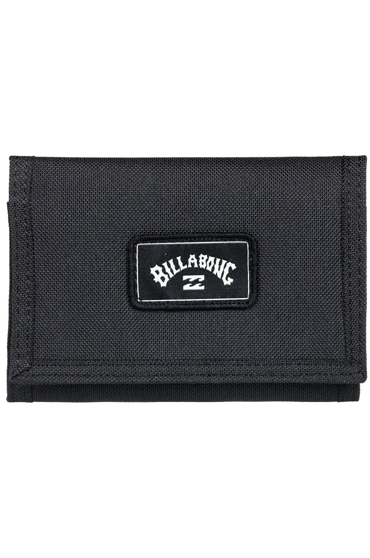 Billabong Wallet 1973 Black