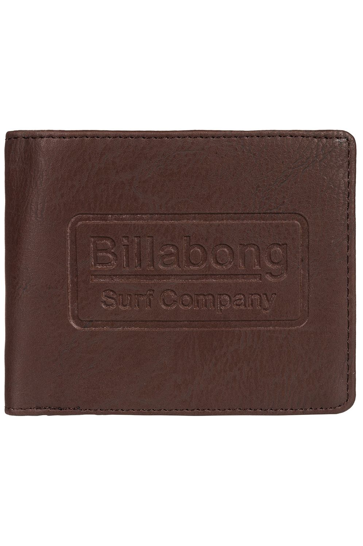 Billabong Wallet WALLED ID Chocolate
