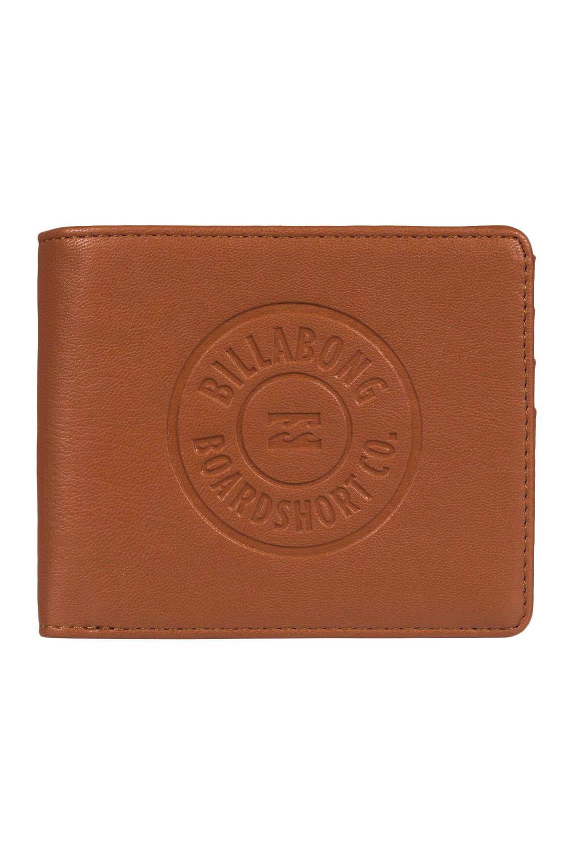 Billabong Wallet WALLED ID Tan