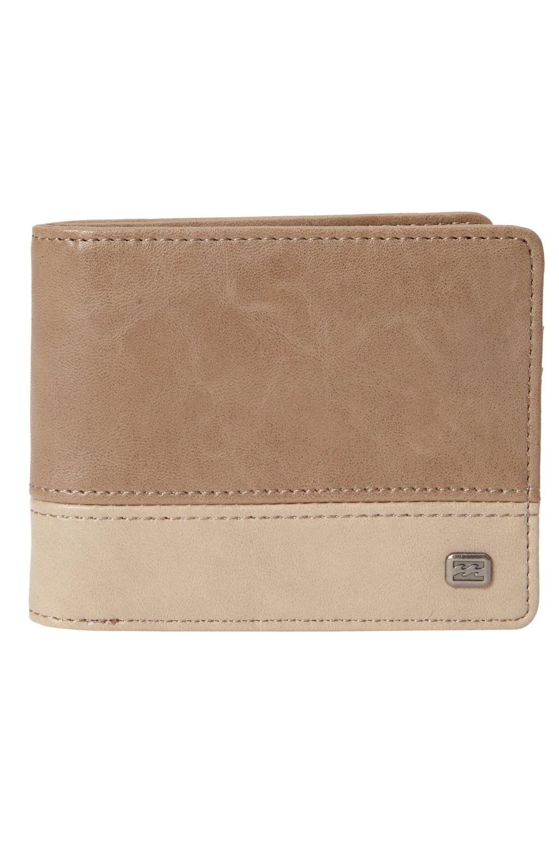 Billabong Wallet PU  DIMENSION Clay