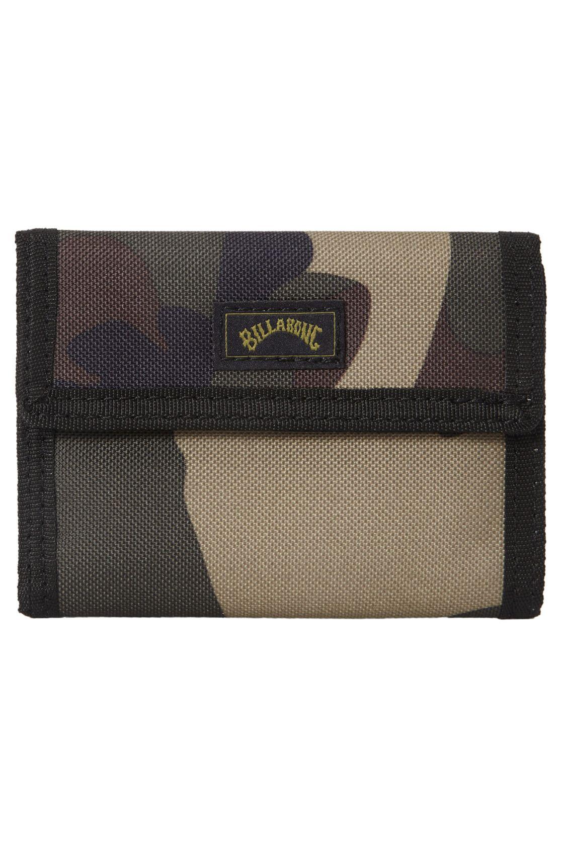 Billabong Wallet TRIBONG LITE Black Camo