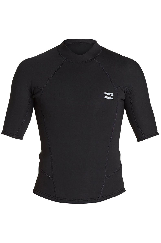 Billabong Wetsuit 202 ABSOLUTE SS JKT Black