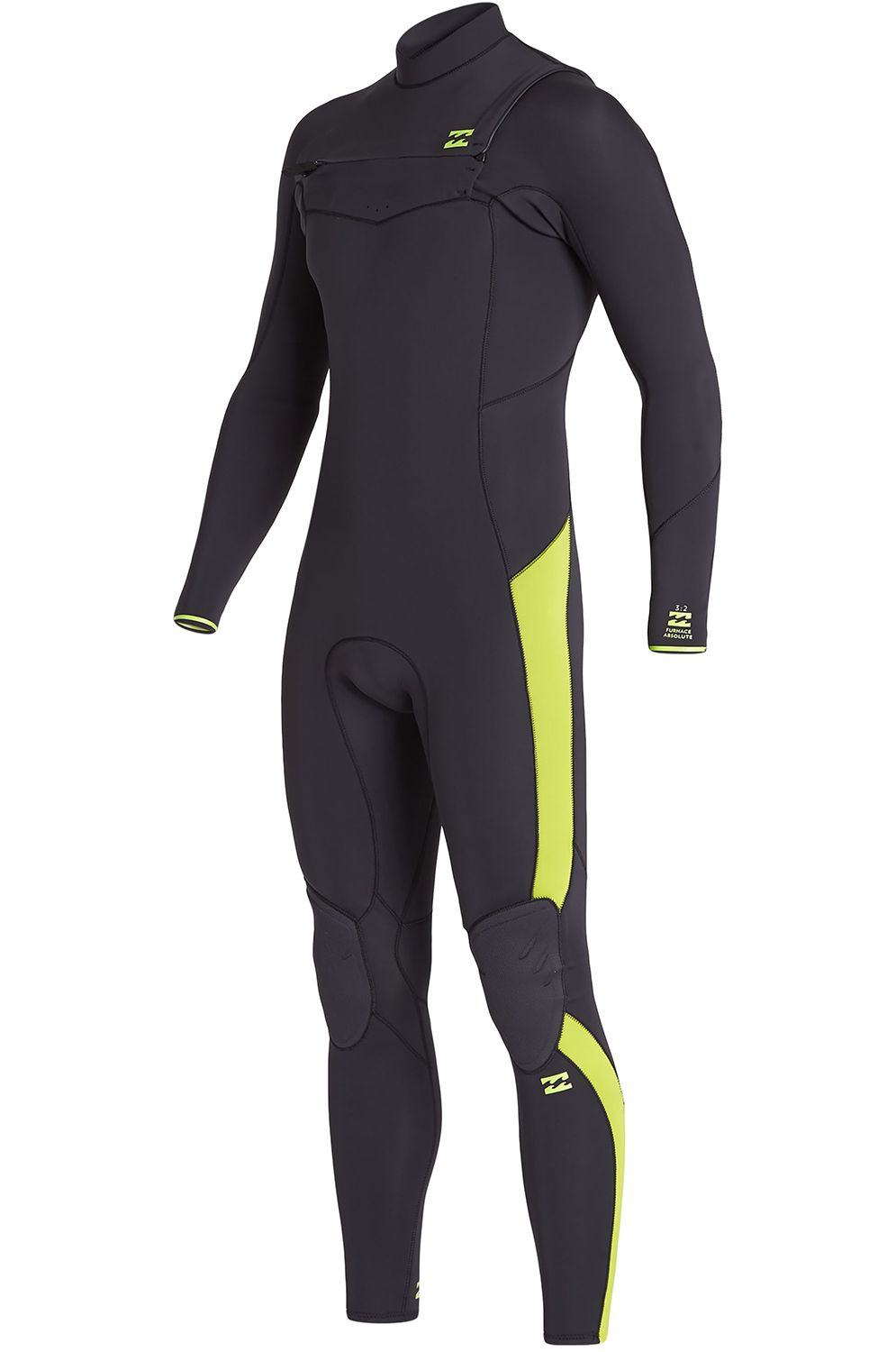 Billabong Wetsuit 302 FURN ABSO CZ GBS Lime