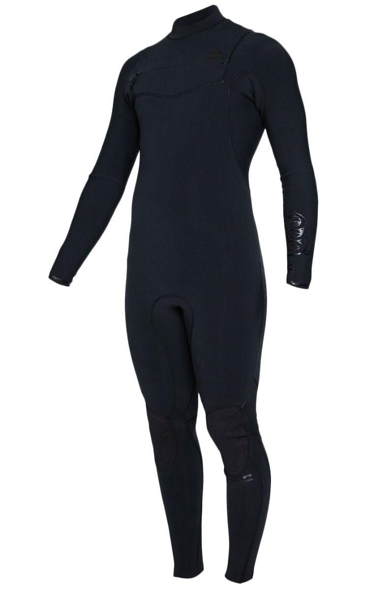 Billabong Wetsuit 302 BLACK ALBUM FCC METALLICA Black