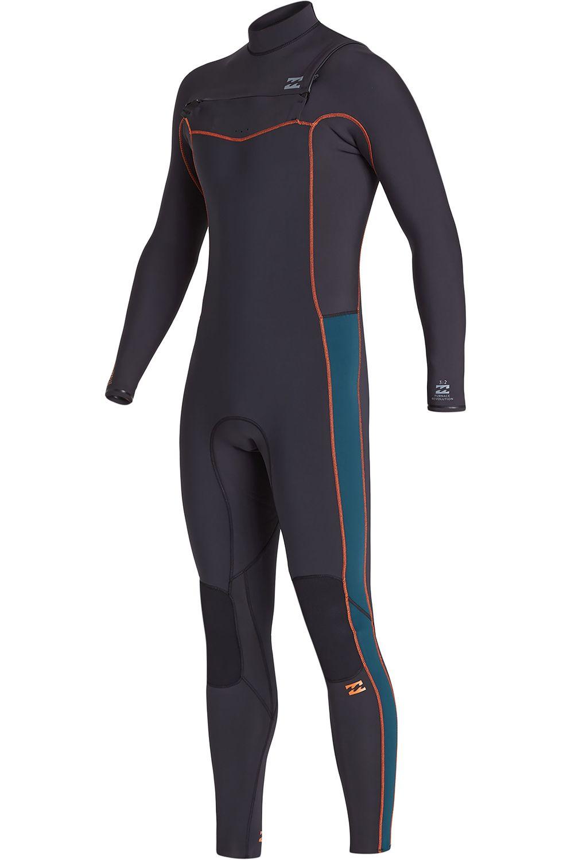 Billabong Wetsuit 403 FURN REVO CZ GBS Antique Black