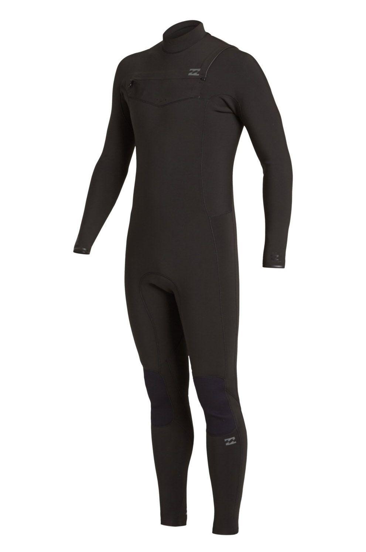 Billabong Wetsuit 302 REVO CZ GBS LS Black