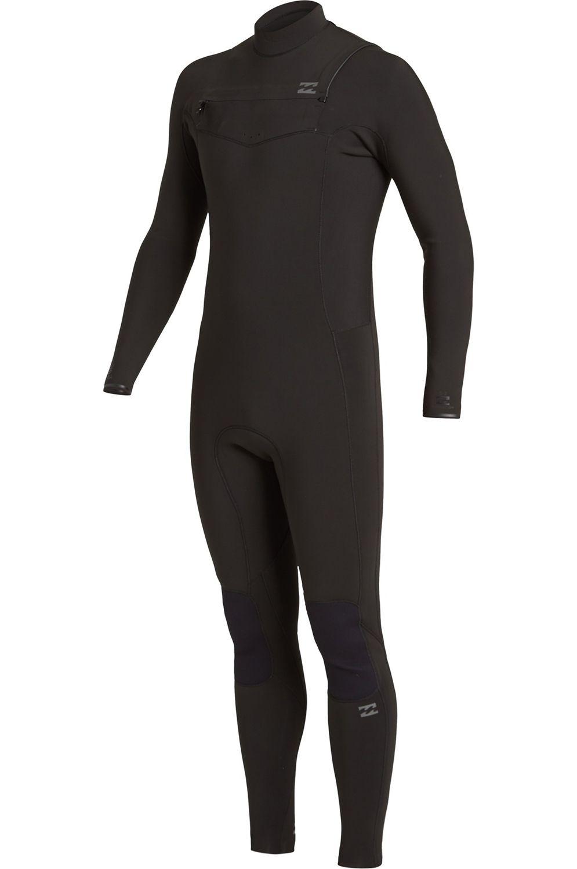 Billabong Wetsuit 403 REVO CZ GBS LS Black