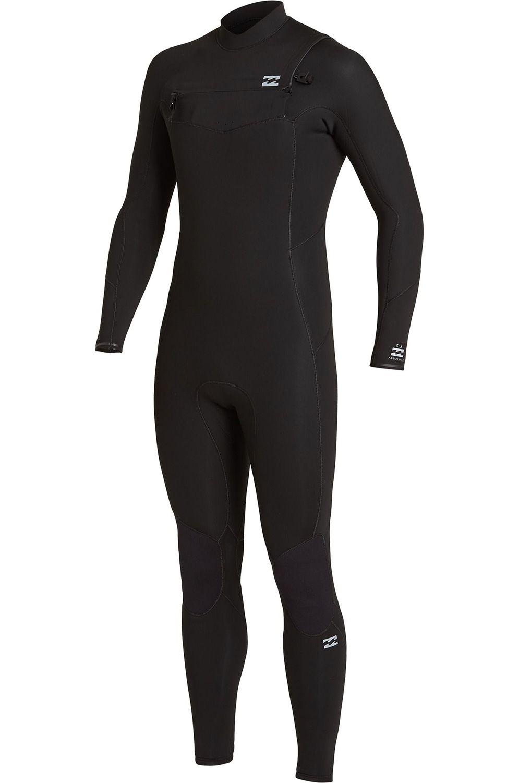 Billabong Wetsuit 403 ABSO CZ LS GBS Black