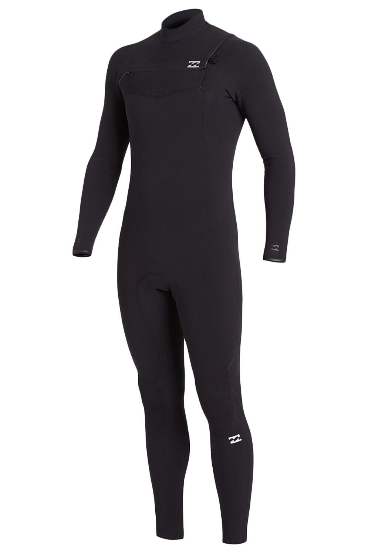 Billabong Wetsuit 504 FURN COMP CZ GBS Black