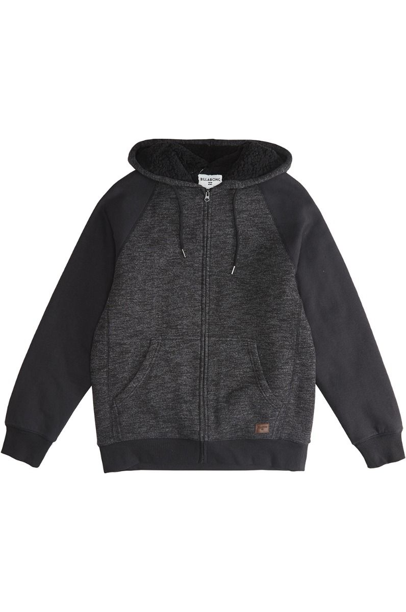 Sweat Sherpa Billabong BALANCE SHERPA Black
